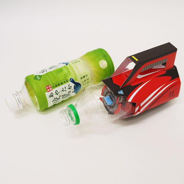 小学生 小学生自由研究実験 : ペットボトルサイクロン掃除機 ...